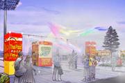 「タイフード&かき氷フェス in TCK」<br>夏のイベントにぴったりのウォーターアトラクションが登場!